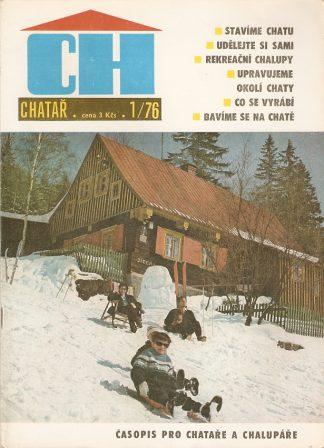 Chatař rok 1976