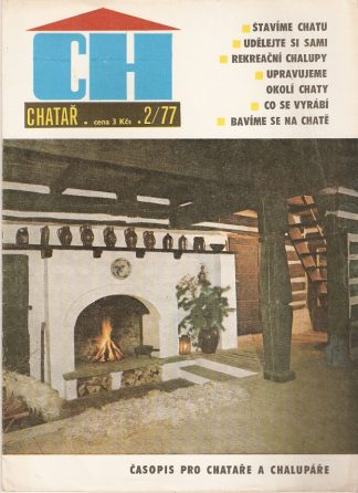 Chatař rok 1977