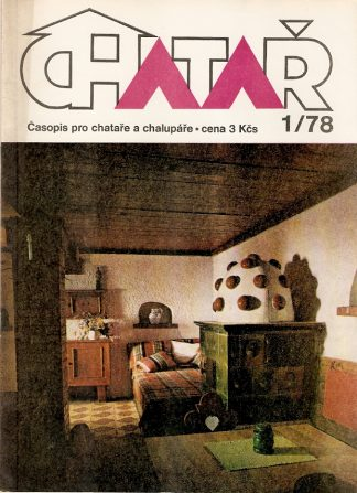 Chatař rok 1978