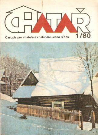 Chatař rok 1980