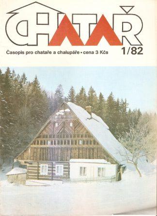 Chatař rok 1982