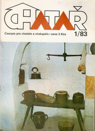 Chatař rok 1983