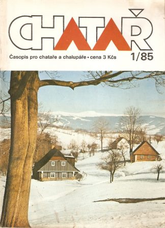 Chatař rok 1985