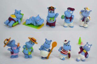 Hroši - Happy Hippo Holidays