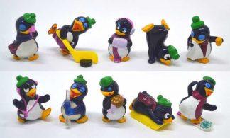 Tučňácí zimní - Peppy Pingos