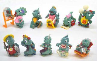 Dino domácí - Dapsy Dino Family