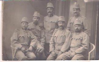 Vojsko, uniformy