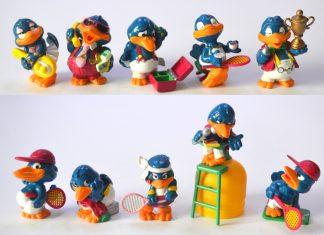 Ptáci - Die Bingo Birds (D)