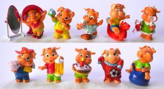 Prasátka - Pinky Piggys