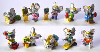 Myšky - Mega Mäuse