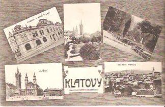 Okres Klatovy