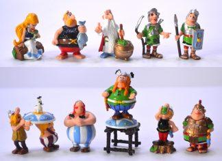 Asterix a Římané - Asterix und die Römer