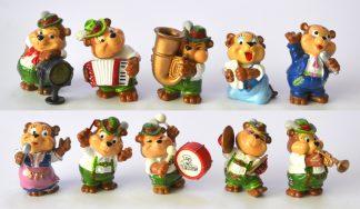 Medvědi - Top Ten Teddies