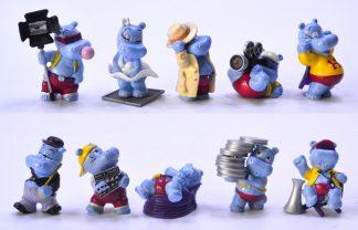 Hroši - Happy Hippo Hollywood Stars
