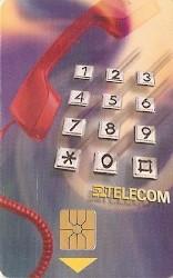 Telefonní karty - Rok 1996